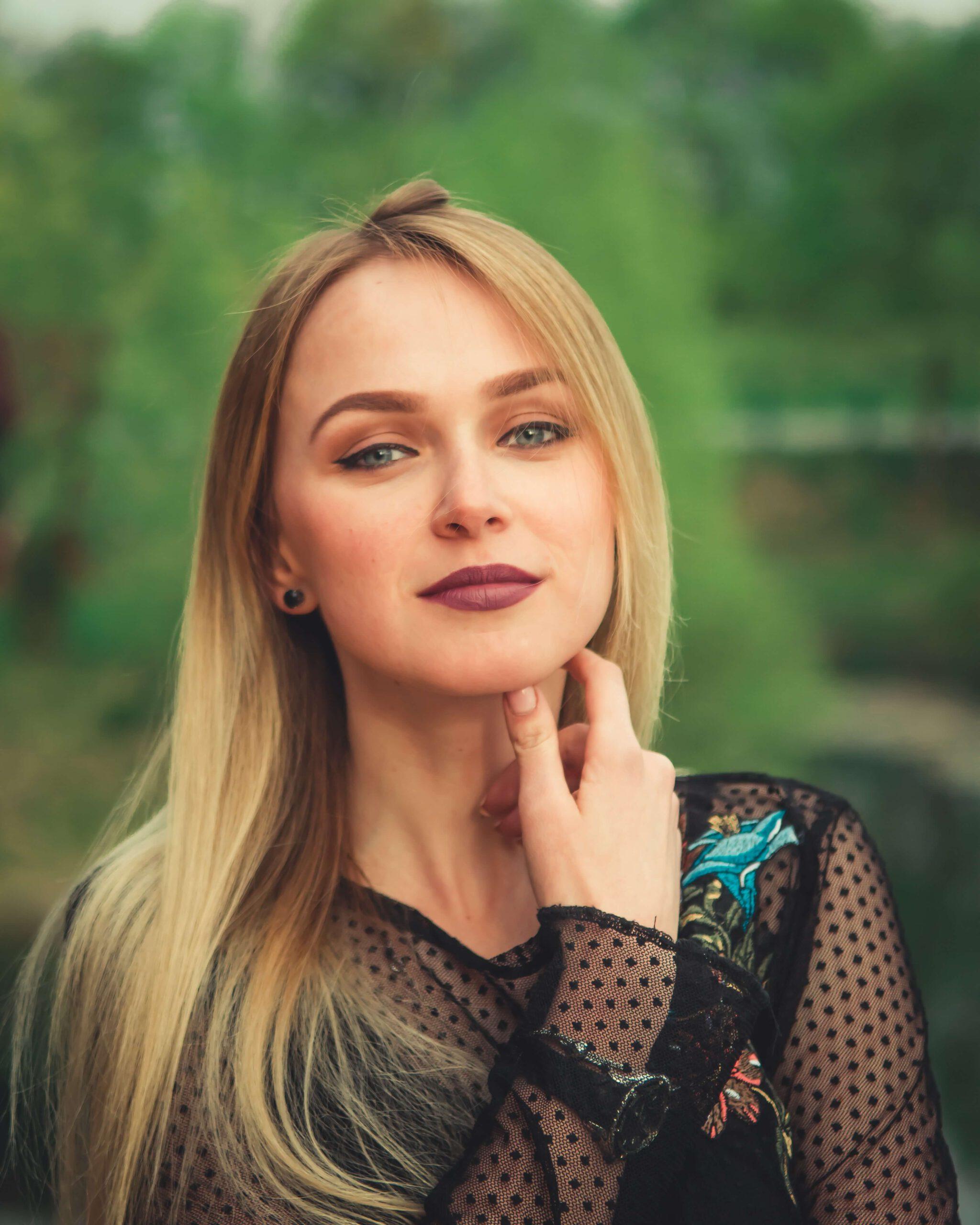 Iwona z Pińczowa, kierunek: Technik usług kosmetycznych