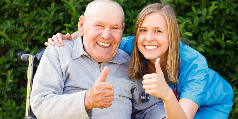 Kto może zostać opiekunem osób starszych? Bezpłatne kierunki opiekuńcze. - PRO Civitas