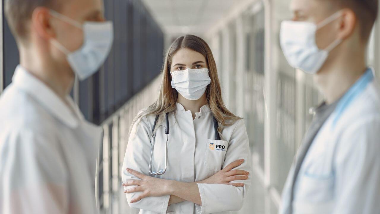 Zawód medyczny w rok lub dwa lata i to bezpłatnie? To możliwe! - PRO Civitas