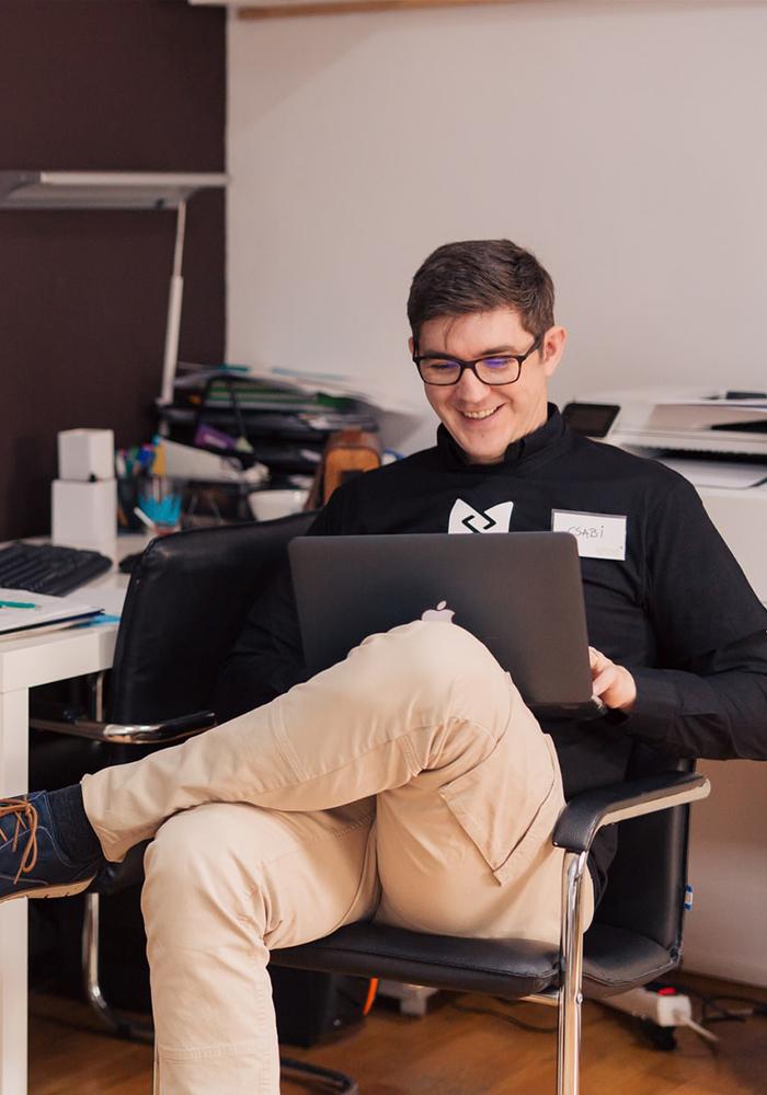 Michał - dyrektor marketingu w firmie z branży fotowoltaicznej - szkolenie marketingowe